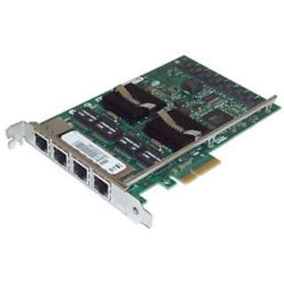 NetApp 106-00200+A0 Intel Pro/1000 PCIe Quad Port Adapter Card