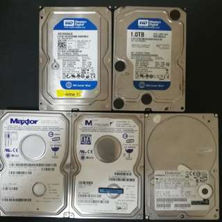 5x HDDS