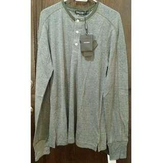 Dolce & Gabbana Men's Casual Shirt - M - Grey