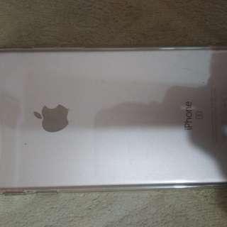 Iphone 6s粉 64 gb 8-9成新