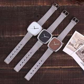 Jam Tangan Vansvar Fashion Simple Watch