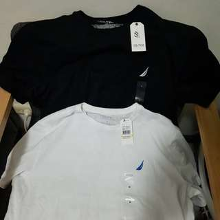 Nautica back logo shirt