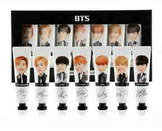BTS Official Handcream 30ML (Limited Edition