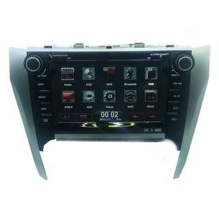 Adayo CAMRY 2012 Touch Screen GPS DVD RADIO PLAYER