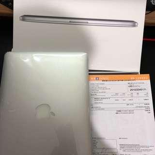 Macbook Pro Retina 13inch i5 8Gb Ram with Microsoft Office