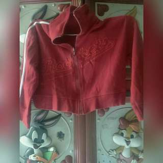 Sweater Anak Crop