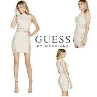 Guess Miranda Lace Dress