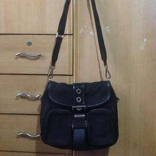Authentic Preloved PRADA Sling Bag
