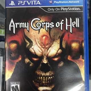 Ps Vita Games (Used)