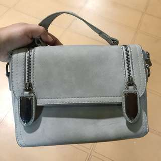 Parisian Grey Sling bag