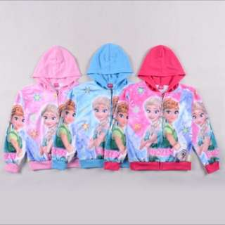 PO frozen jackets Brand new size 100-130cm 3 design available