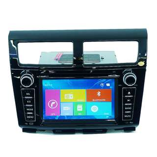 Car Audio Myvi Lagi Best Touch Screen DVD Player
