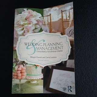 Wedding planning management