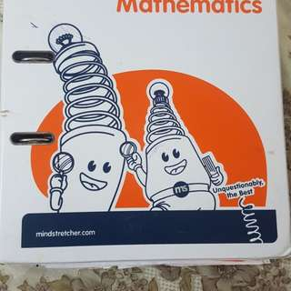 P2 Mind stretcher Maths tuition notes