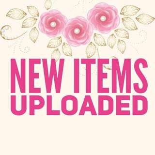 New Items!!! Visit my page 💝