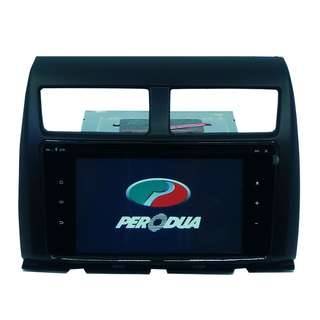 Audio car myvi Icon Touch screen DVD Player