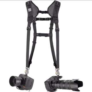 Black Rapid Double Harness Strap