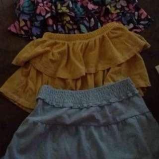 Take all bb girl skirt