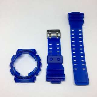 Gshock Band and Bezel