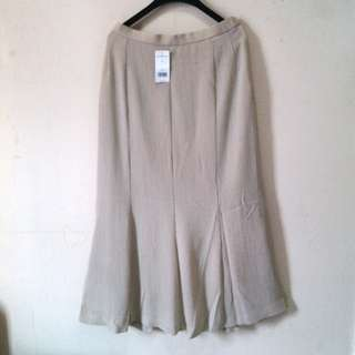Long skirt Banana Republic
