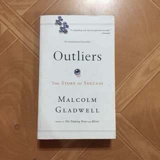 Outliersby Malcolm Gladwell