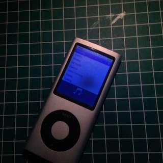 Ipod nano gen 5th 4GB