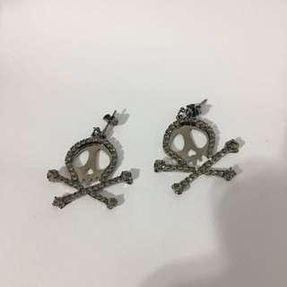 耳環 項鍊四樣全部$100