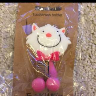 Giveaway Blessing ~Cute Cartoon toothbrush holder