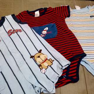 Rompers set 6mth