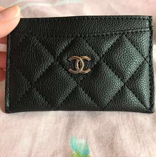 Chanel INSPIRED Card Holder (NOT AUTHENTIC)