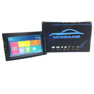 HD OEM Saga BLM Touch Screen Dvd Player double din