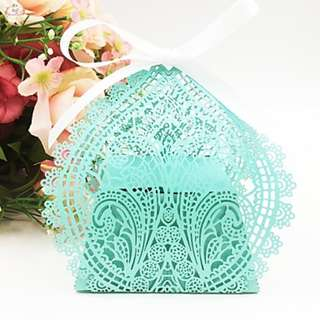 EB18007 HEART SHAPED FAVOR BOX
