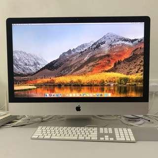 iMac 27-inch 升級 GTX 780 display
