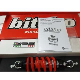 Bitubo WZB Rear Mono Shock for Yamaha Y15ZR (Sniper/Exciter)