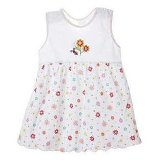 Summer baby girl mini dress