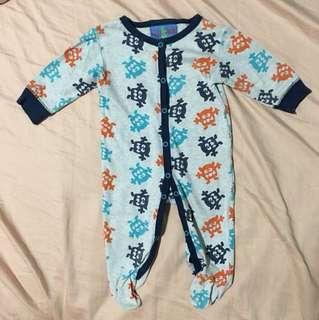 Lily & Jack Baby Sleepsuit