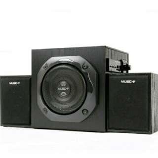 Music-F Bluetooth Subwoofer Speaker