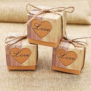 EB18009 HEART FAVOR BOX
