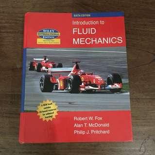 Introduction to Fluid Mechanics (CN2122/CH2103)