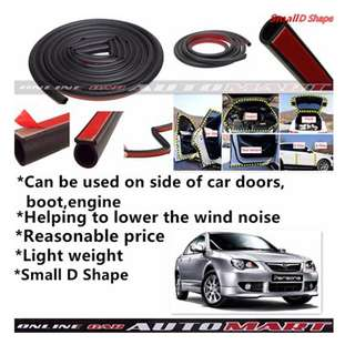 (Small D Shape) Universal Sound Proof for Car 3M