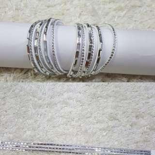 Inspired - Swarovski Wrap Bracelet