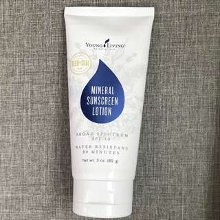 1 ONLY - Young Living Mineral Sunscreen Lotion