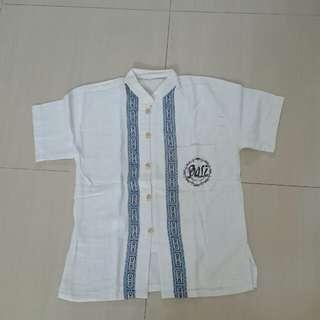 White bali shirt