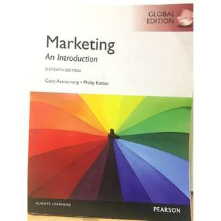 Marketing: An Introduction, Global Edition Paperback
