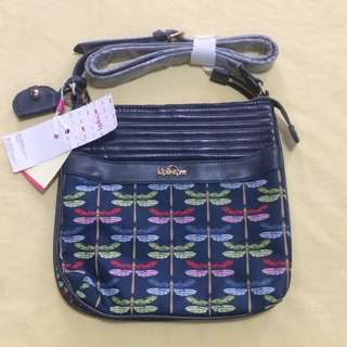 Authentic Kipling Sling Bag