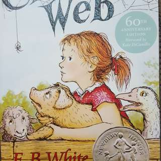 Charlotte's web by E.B.White