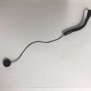 Camera cap leash cap holder cap leeper