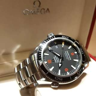 Omega Seamaster Professional Planet Ocean REF: 2201.51