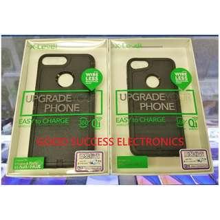 X-Level 360無線充電機殼 支持iPhone 6、6 Plus、6s、6sPlus、 7、7Plus