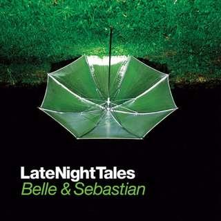 Belle & Sebastia LateNightTales cd